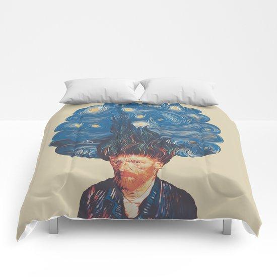de hairednacht Comforters