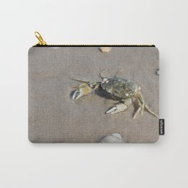 Beach Crab Carry-All Pouch
