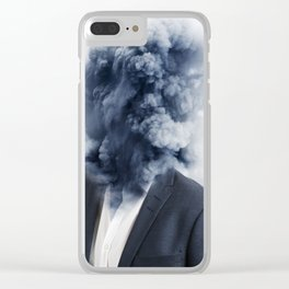 Business Clear iPhone Case