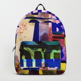 Don't Be Good,  Be Great! Backpack