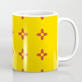 flag of new mexico 3 Coffee Mug