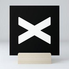 Mr. X Mini Art Print