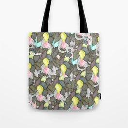 Botanica 10 Tote Bag