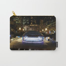 Skating rink Vancouver Carry-All Pouch
