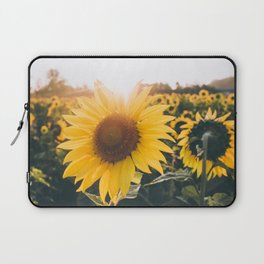 Golden Sun, III Laptop Sleeve