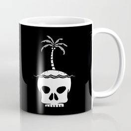 Skull Island – Black Coffee Mug