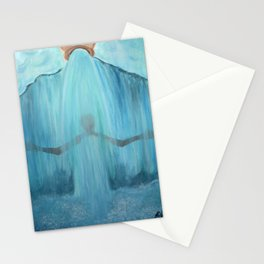 Downpour: Drenched in Glory Stationery Cards