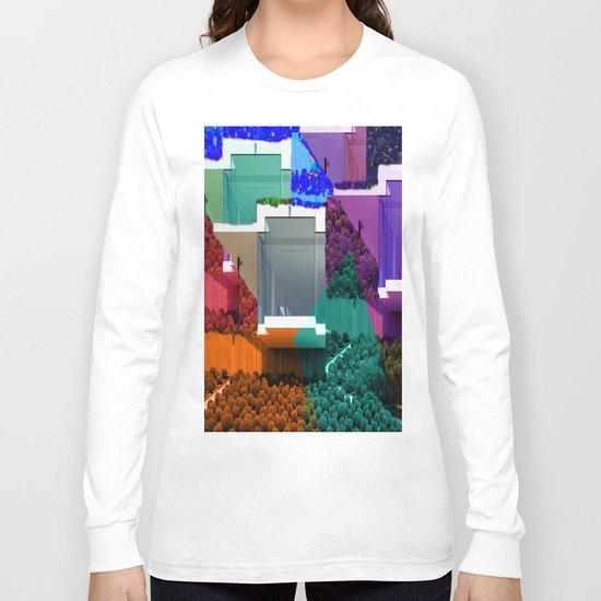 Real Estate Fantasy Long Sleeve T-shirt
