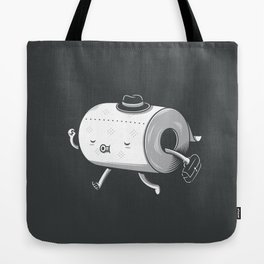 The optimist Tote Bag