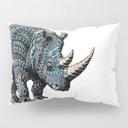 Rhinoceros (Color Version) Pillow Sham