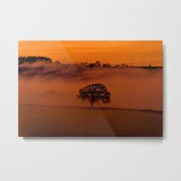Fog 33 Metal Print