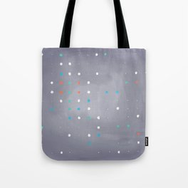 Vortual Areas I Tote Bag