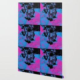 """""""Born to Race"""" Motocross Dirt-Bike Champion Racer Wallpaper"""