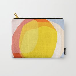 Tropical Sunny Day (Abstract) Carry-All Pouch