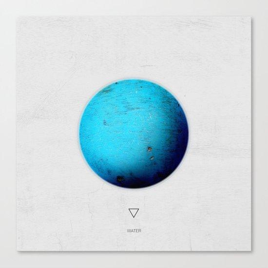 Element: Water Canvas Print
