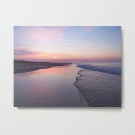 The Hamptons at Dawn Metal Print