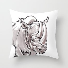 Kulinda Throw Pillow