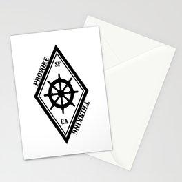 Provoke Thinking Logo Stationery Cards