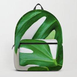 Botanical Green (Color) Backpack