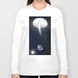 Spreading Spore Stars Long Sleeve T-shirt