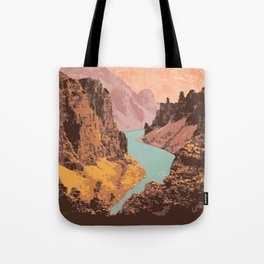 Tuktut Nogait National Park Tote Bag