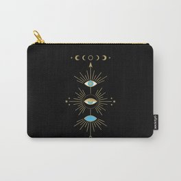 Evil Eye Totem Carry-All Pouch