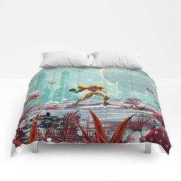 Metroid Comforters
