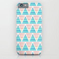 Mixed Aztec Pattern iPhone 6s Slim Case