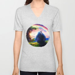 Ori and the Blind Forest Unisex V-Neck