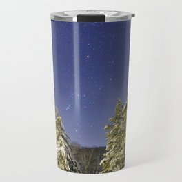 The calming Cosmos after the storm Travel Mug