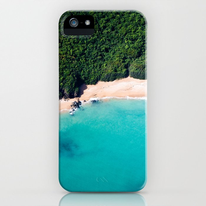 Turquoise Beach iPhone Case