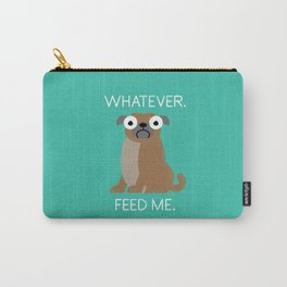 The Pugly Truth Carry-All Pouch