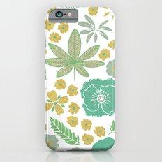 Floral Bloom Slim Case iPhone 6s