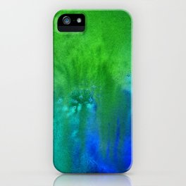 Abstract No. 30 iPhone Case