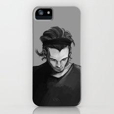 Solitude iPhone (5, 5s) Slim Case
