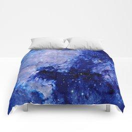 Space Nebula Comforters