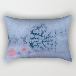 Cold Outside Rectangular Pillow