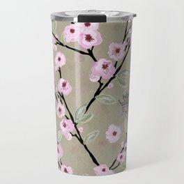 Japanese Spring Travel Mug