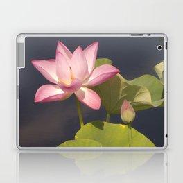 Lotus Flower by Teresa Thompson Laptop & iPad Skin