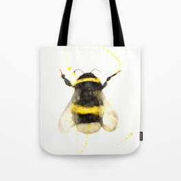 ORIGINAL WATECOLOR BUMBLE BEE Tote Bag