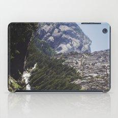 yosemite nature iPad Case