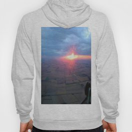 Flying at Sunset (Full Sutton) Hoody