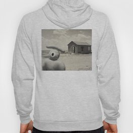 abandoned dust house with ojolo Hoody