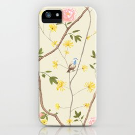 Jenny Chinoiserie  iPhone Case