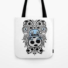 Panopticon Space (White Version) Tote Bag