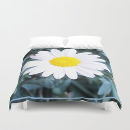 SMILE - Daisy Flower #1 Duvet Cover