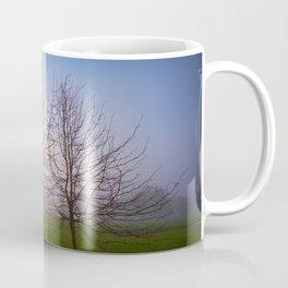 Foggy Morning at Green Lake (Seattle, WA) Coffee Mug