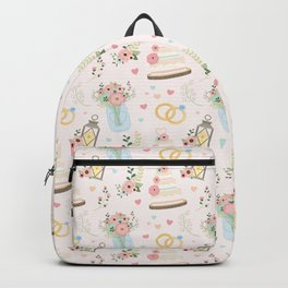 Wedding Day Backpack