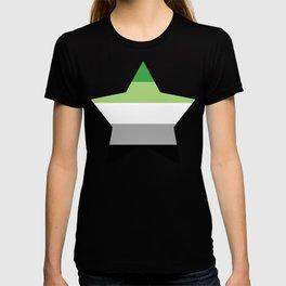 Aro Pride Star T-shirt