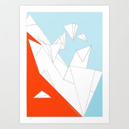 paperwings Art Print